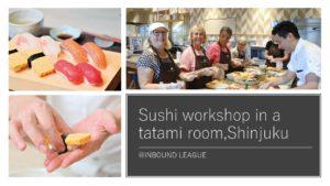 sushi workshop's photo